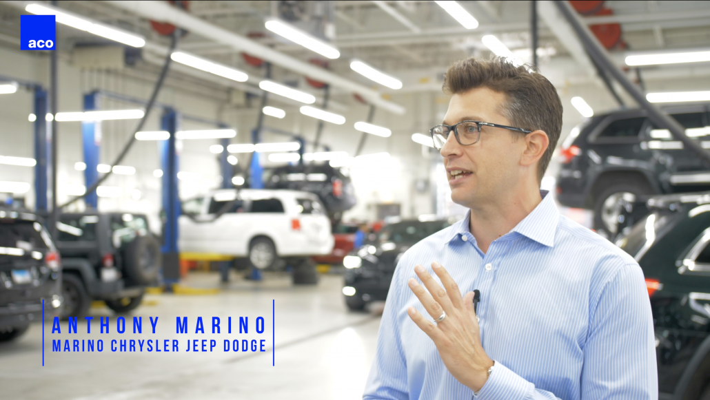 Marino Dealership Owner Interview - ACO Commercial