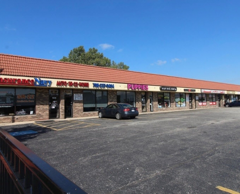 Palos Hills , Il Shopping Center Sold by ACO Commercial